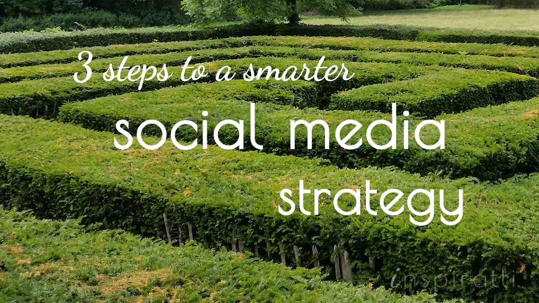 3 Steps to a Smarter Social Media Strategy
