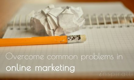 Overcome the 15 Most Common Problems in Online Marketing