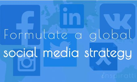How to Formulate a Winning Global Social Media Strategy