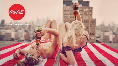 Coca-Cola Taste the Feeling campaign