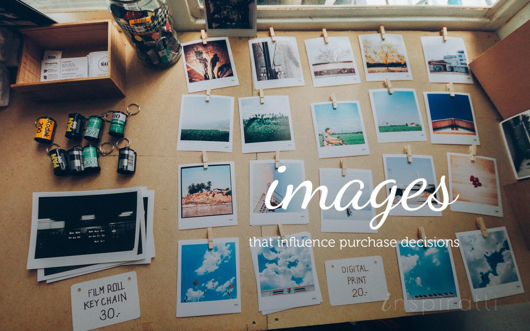 6 types of images that influence purchase decisions